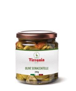 olive schiacciatelle 285