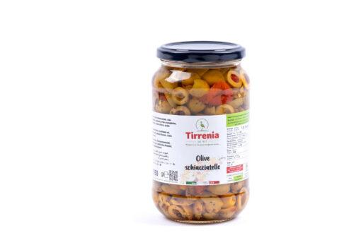 olive schiacciatelle 550g