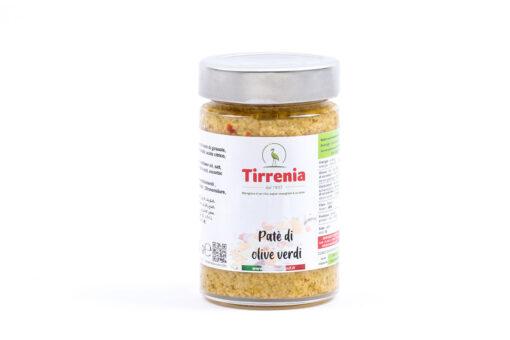 pate olive verdi 190g